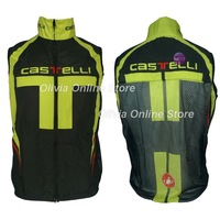 NEW 2014 Castelli Sleeveless Only Cycling vest windproof