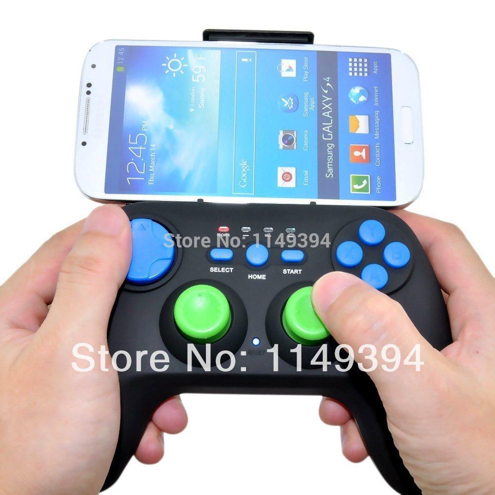 Контроллер Bluetooth андроид беспроводной игровой ...