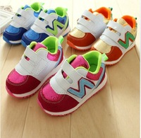 2014 spring &autumn Slip-resistant Children Sneakers, single boys/ girls shoes, baby sport shoes