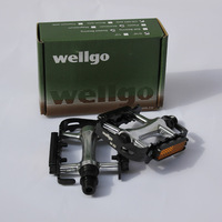 Vega wellgo m20 bearing foot ultra-light aluminum alloy mountain bike bicycle road bike pedal