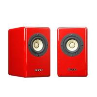 AUNE X3 bookshelf speakers 3 -inch full-range speakers passive speakers authentic licensed