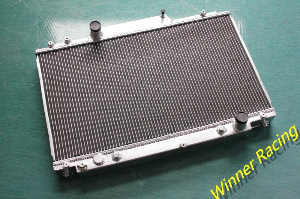 ALUMINUM ALLOY RADIATOR For LEXUS SC400 Base 4.0, GAS, FI, N, U, 1UZFE 1992-1995(China (Mainland))