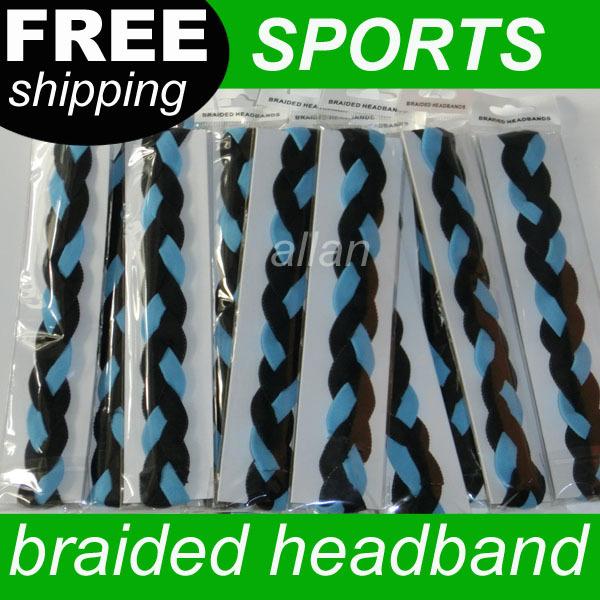 Different Color Sports Basketball Headband /Sweatband Head Sweat Band(China (Mainland))