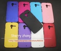 For Motorola Moto X Phone XT1060 XT1058 hard matte case,back hard rubber cover case,free shipping,10pcs/lot,high quality