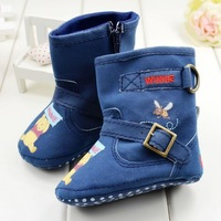 Wholesale 3 pairls/lot Cute Winter Warm kids Shoe, Baby Shoes boots, Soft Toddler, Baby boys/Girls Warm.Free shipping.
