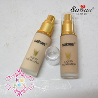 Danni sabas dannie beth plastic face foundation honey vitality s8068 30ml