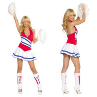 Stripe cheerleading clothes ds
