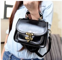 2014 women's handbag small bag shaping small mortise lock bags shoulder bag messenger bag handbag 4