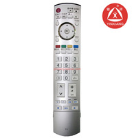 For panasonic   tv machine remote control n2qayb000157