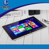 "Langma 10.1"" multi-touch screen windows 8 system mini tablet pc windows"