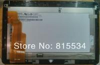 "Original LCD for Eee Pad VivoTab 600t RT TF600 TF600T hv101hd1-1e2 HV101HD1-1E0 10.1"" inch lcd display 5234N FPC-2 Touch Screen"