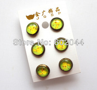 wholesale New 24 Pair Beautiful Cartoon Pikachu girl's cute fashion Earrings Free shipping