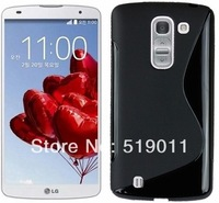 For LG G Pro 2 Case,New S Line Soft TPU Gel Case For LG Optimus G Pro 2 F350