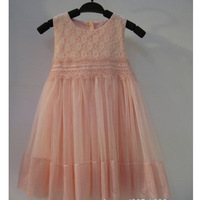 2014 Girls Dresses Children Summer Girls' Dresses Dids Brand 5pcs/lot free shipping