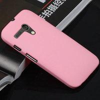 For Motorola Moto G Case,2014 New Mobile Phone bag,Rubber Hard Back Cover Case For Motorola Moto G Case,1 pcs/lot,Free Flim