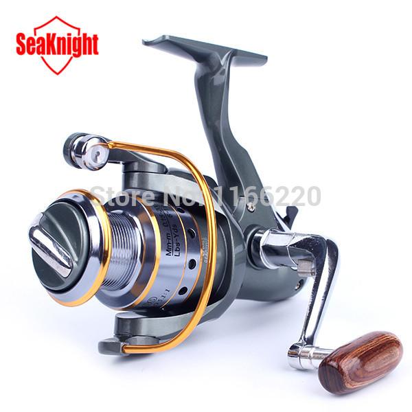 Free shiping Fishing Spinning Gear Ratio 5.1:1 RUNNER Bearing 5Ball Bear Fish Reel Roller Line(China (Mainland))
