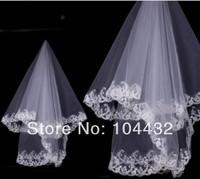 2014 New design Bridal veil Wedding dress accessoriesSpray gold  laciness 1.35 meters gauze