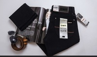 2014 new men's jeans / men's brand jeans / Korean fashion jeans for men / Men's black jeans