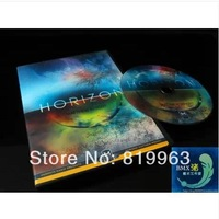 2014 New Original Horizon Matthew Wright(within DVD), Free shipping Whosale,close up/stage/street/magic tricks,fast delivery