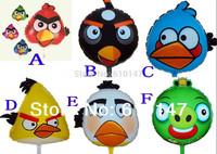 Hot sale!!!Free shipping Mix designs 10pcs/lot  Aluminum foil Helium balloon Party balloon Bird balloon