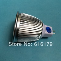 Newest!!! Free Shipping High Quality 9W DC12V Warm white or Cold White COB MR16 LED Spotlight Bulbs x10pcs