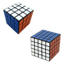 """Black Shenshou set of 2pcs Competitve Speed Spring Magic Puzzle Cube Game Intelligence Fancy Toy Gift 2.25"""""""