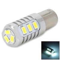 H201309330 1156 5W 250~300lm 12-SMD 5630 LED White Light Car Steering / Backup Lamp - (DC 12~24V)