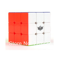 Cyclone Boys Stickerless 3x3 Magic Cube 3x3x3 Speed cube No Stickers