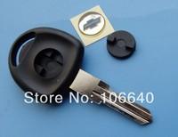 30pcs/lot Newest Chevrolet transponder key case shell with left blade