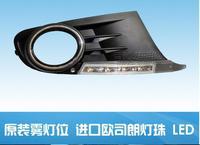 HOT !!! selling  VW golf 6 original position high power LED daytime running light or lamp (DRL)