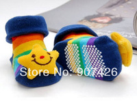 Free shipping wholesale Cartoon Baby socks 80pair/lot