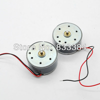 NEW DC 3V 0.6V-5V Motor RF-300C-14270 Low voltage start solar Mabuchi 300 motor