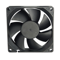 CoolCox 80x80x20mm DC fan, CC8020L12S,DC brushless fan,DC Axial fan,8020 cooling fan,Sleeve bearing,2510-3P connector