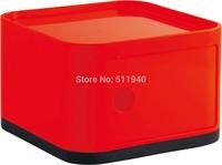 1 piece ABS plastic 1 layer  room cabinet, storage bins