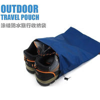 Random Color 2pcs/set Multifunction Pouch Waterproof Storage Nylon Dry Bag Ultra Light Outdoor Travering Floatin Free Shipping