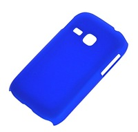 Hard Rubberized Rubber Coating Devise Back Case Cover for SAMSUNG GALAXY YOUNG S6310 FREE SHIPPING