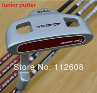 Free shipping Junior Golf putter 3~12years Junior golf putter Boy and girl golf training