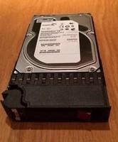 "Three years warranty Server hard disk drive AW555A 605475-001 2TB 7.2k MSA SAS FC 3.5"""