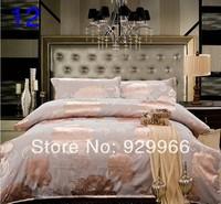 2014 Bedding Set Full Queen King Size 4pcs Cotton Bedding Sets Bed Linen Bedclothes.Bedspread/Bedsheet /Duvet Cover/Pilloecase