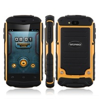 Discovery V5 Update to V5W A129W  Android 4.2 MTK6572W 1.0GHz 3G GPS WiFi 3.5 Inch Capacitive Screen Dustproof Shockproof Phone