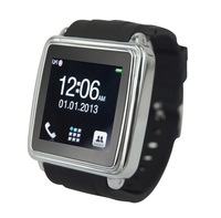 """1.54"""" Touch Screen Smart Bluetooth Mobile Phone Watch"""