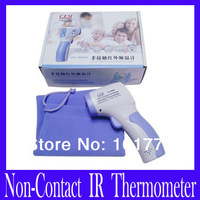 Free shipping DT-8806C Non-Contact IR Laser Infrared Digital Thermometer LCD Body Surface Forehead Thermometer,MOQ=1