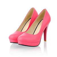 2014 New Sexy High Heels Platform Stilettos Womens Pump Party Shoes