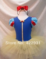 children ballet dress Snow White dress style  kids gown tutu Dance dress baby party petti coats ball dresses girl  birthday gift