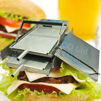 110V/220V Electric, MCD/KFC Hamburger Machine for baking bread