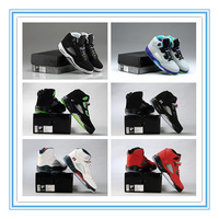Wholesale 6 Colorways Famous Trainers Retro 5 V Men's Sports Basketball Shoes Size 7--13
