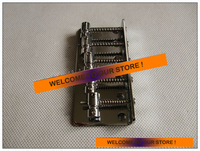 The 5 string electric bass bridge tailpiece bass guitar bridge tailpiece winder bass parts BB15