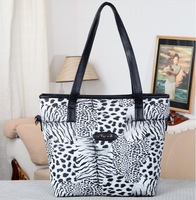 2014 women's handbag vintage bag leopard print bag shoulder bag handbag fashion bag