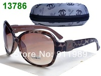 2014 wholesale wholesale/retail luxury glasses men sun glasses fashion eyeglasses high quality sports sunglasses FREE Shipping