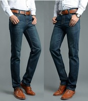 2014 New Jeans / Men jeans / Men's casual fashion brand jeans / Washed Jeans Men's large size